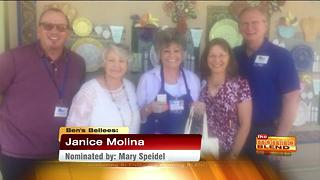Ben's Bellee: Janice Molina - Video