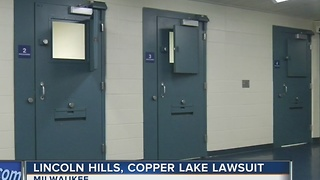ACLU files lawsuit seeking policy changes at two youth correctional facilities - Video