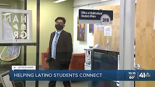 Helping Latino students connect