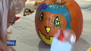 Hospital's pumpkin donation brings joy to pediatric patients - Video