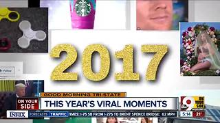 Viral moments of 2017 - Video