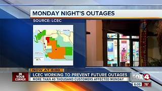 LCEC working to prevent future outages - Video