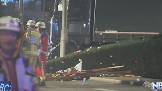 Fond du Lac fire chief reacts to deadly truck incident in Germany