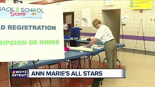 Ann Marie's All Stars: Munger Elementary school store - Video