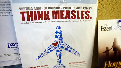 Rare airline 'Do not board' order issued to stop spread of measles