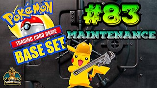 Pokemon Base Set #83 Maintenance | Card Vault