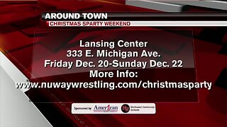 Around Town - Christmas Sparty Weekend - 12/17/19