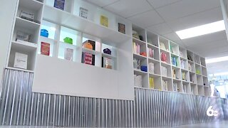 Unique library aims to help entrepreneurs, small businesses