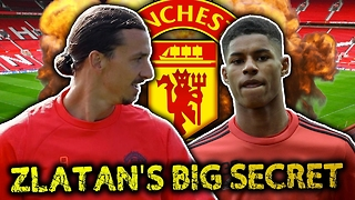 REVEALED: Zlatan Teaches Rashford His Biggest Secret To Success! | #VFN - Video