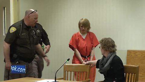 Clintonville woman charged with starting fire that killed developmentally disabled brother