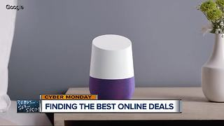 CYBER MONDAY: Finding the best online deals - Video