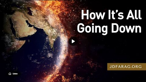 "JD Farag ""How its all Going Down"" Bible Prophecy Update Dutch Subtitle14-3-2021"