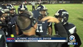 Olympic Heights Upsets Dwyer - Video