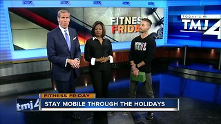 Ask the Expert: How to stay active during the holidays - Video