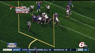 HIGHLIGHTS: Lebanon 32, Western Boone 29 - Video