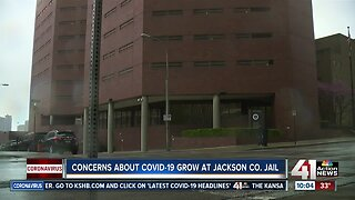Concerns about COVID-19 grow at Jackson County Detention Center