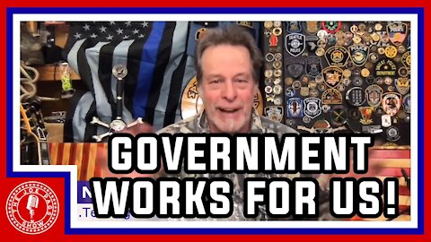 Ted Nugent Reminds us -- THEY WORK FOR US! | Election2020