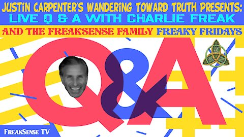 LIVE Q & A with the FreakSense Family