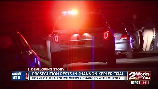Prosecution rests in Shannon Kepler trial - Video