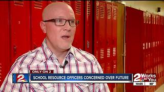 Hilldale community voices concerns as city debates funding for school resource officers - Video