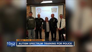 Police trained to identify suspects with autism