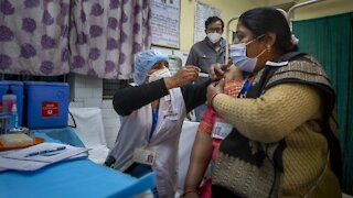 India Tests Delivery System In Preparation Of COVID-19 Vaccine Rollout