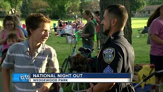 National Night Out comes to Milwaukee - Video