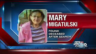 Missing woman with Alzheimer's found dead - Video