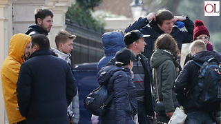 Russia Expels British Diplomats - Video