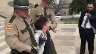 Arrests Made In Rally At TN Capitol