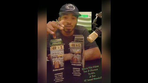 Whats The #1 Roll Up ? Sweet Woods Giveaway!