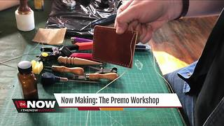 Now Making: The Premo Workshop - Video