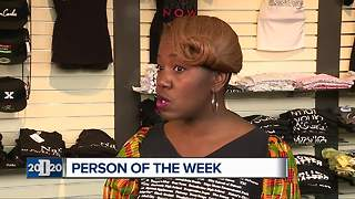 Person of the Week: Franklin legacy continues in Detroit - Video