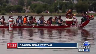 18th annual Dragon Boat Festival takes place this weekend