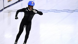 The US Olympic Speedskating Team Already Made History This Year