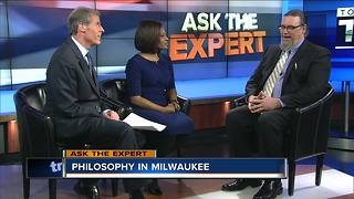 Ask the Expert: Philosophy in Milwaukee - Video