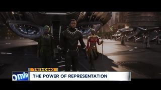 Black Panther film makes impact in African American community - Video