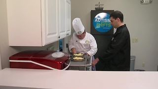 Award-winning chef urges bay area restaurants to hire people with autism | Digital Short - Video
