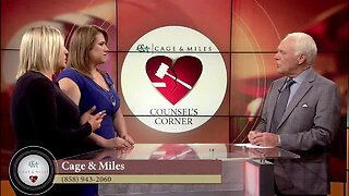 Counsel's Corner: Cage & Miles Explain Family Law