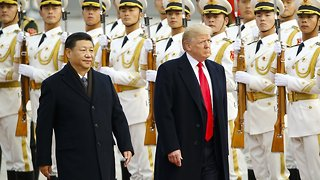 Trump Warns It's Likely He'll Boost Tariffs On Chinese Goods
