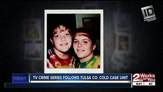 TV crime series follows Tulsa Co. cold case unit - Video
