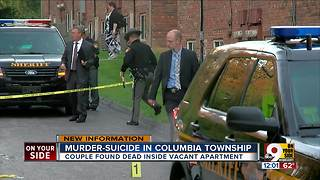 Police investigating murder-suicide in Columbia Township - Video