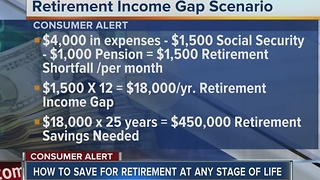 Money saving tips for retirement - Video