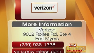 Tech Gifts from Verizon 11/22/16 - Video
