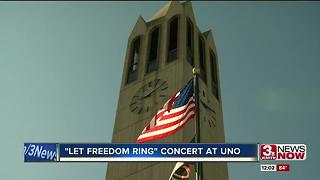 """UNO hosts """"Let Freedom Ring"""" concert"""