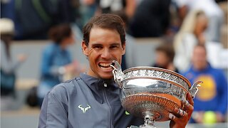 Rafael Nadal Wins Amazing 12th French Open