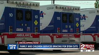 Budget cuts may hurt Tulsa 'Crisis Response Team' - Video