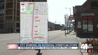 KC Streetcar Authority, KCATA propose new stops along Main Street expansion route