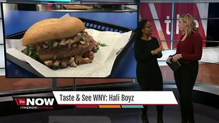 Hali Boyz bring Cali cuisine to the Queen City! - Video