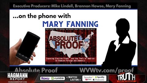 Traitors Within - Mary Fanning (Absolute Proof) on The Hagmann Report